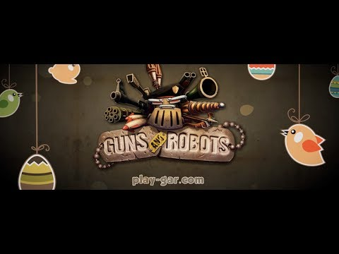 Official Guns and Robots Easter Events Teaser