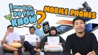 Video How Much Do You Know - Mobile Phones MP3, 3GP, MP4, WEBM, AVI, FLV November 2018
