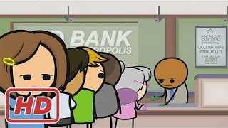 [Cyanide & Happiness] The Oven - Cyanide & Happiness Shorts. Subscribe to Explosm! - http://bit.ly/13xgq7a New comic every day! - http://www.explosm.net/ See...