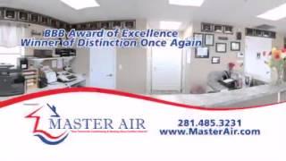 Master Air Advertisement