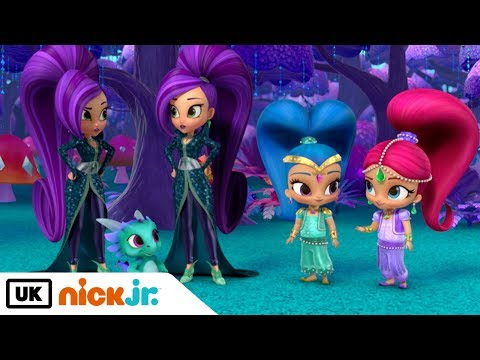 Shimmer And Shine | Double Trouble | Nick Jr. Uk