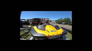 7. 2019 Sea-Doo SPARK 2 UP TRIXX - New PWC For Sale - Hudson, WI