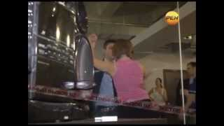 Первая Танцевальная Школа на телеканале REN-TV