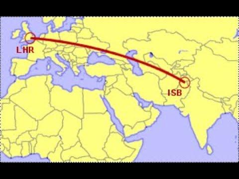 London To Islamabad Airport, Jhelum Pakistan Vlog 2019, my motherland