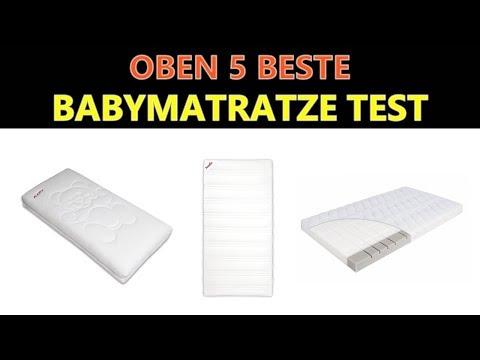 Beste Babymatratze Test 2019