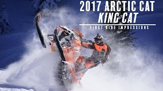 7. First Ride - 2017 King Cat 4 Stroke Turbo