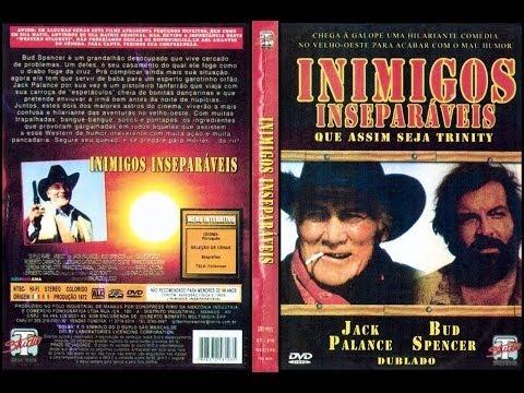 Inimigos Inseparáveis: Que Assim Seja Trinity 1972 (Completo e Dublado) - Faroeste
