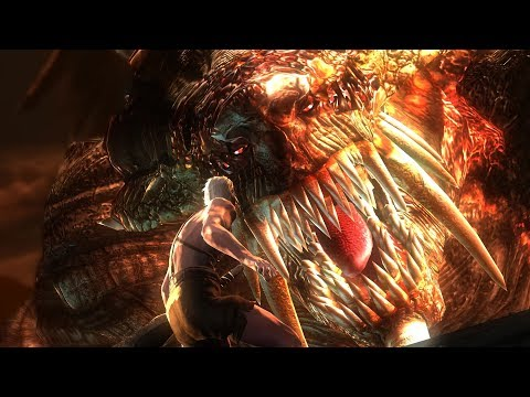 Demon's Souls 4K: Dragon God Boss Fight #5