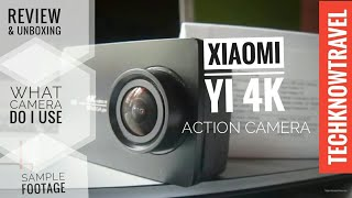 Best Action Camera India -Yi 4k Action camera-Xiaomi Yi 4k Action camera Unboxing  Stability Test  low light  Timelapse  slow ...
