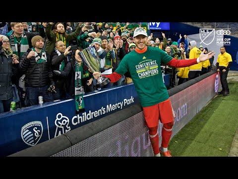 Video: Jeff Attinella | Sporting 2, Timbers 3 | MLS Cup Playoffs | Nov. 29, 2018