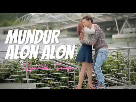 Syahiba Saufa - Mundur Alon Alon | Official Music Video