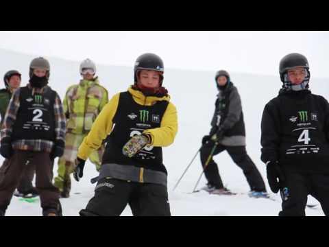 Rail Jam til DM i freestyle ski og snowboard 2016