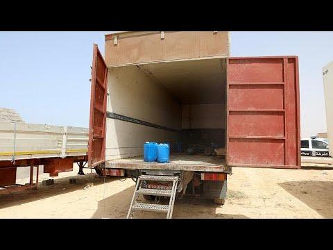 Acht Tote: Grausamer Menschenhandel in Libyen