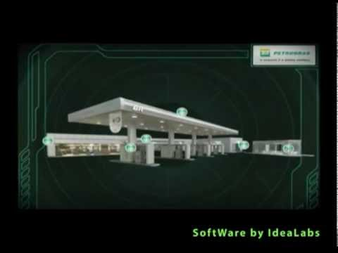 SpaceMETA - Intel - IdeaLabs on Posto do Futuro for Petrobras