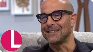 Subscribe now for more! http://bit.ly/1KyA9sV While talking about directing his latest film 'Final Portrait', Stanley Tucci forgets that ...