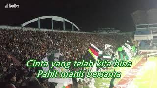 Cinta Tak Terbatas Waku (OAOE) - Brigata Curva Sud  || PSS Sleman Vs Madura United (01-04-2017)