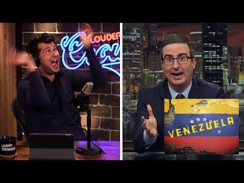 REBUTTAL: John Oliver's Socialist Venezuela Fallacies! | Louder With Crowder