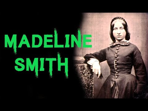 The Sinister Crimes Of Madeline Smith