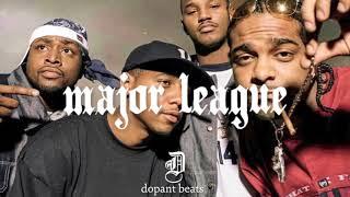 "DIPSET X JUST BLAZE Type Beat - ""Major League"" | (NEW 2017)"