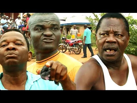 The Very Good Merry Men - 2018 Latest Nigerian Nollywood Comedy  Movie Full HD