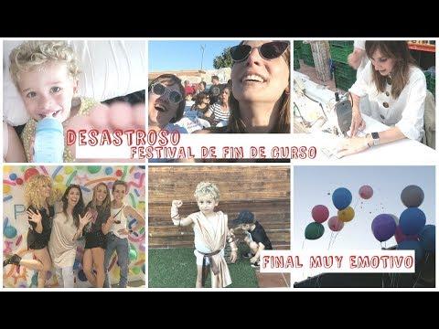 UN FESTIVAL TRAUMÁTICO + UN FINAL PRECIOSO  Vlog Fátima Cantó
