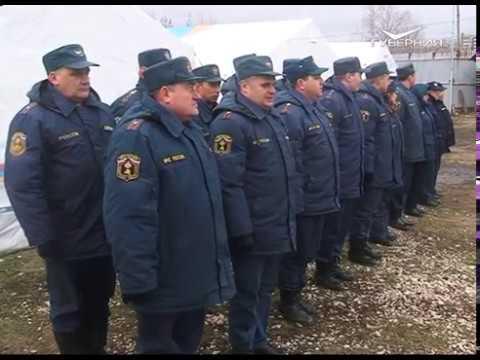 В Самарской области завершился II этап Всероссийских командно-штабных учений МЧС