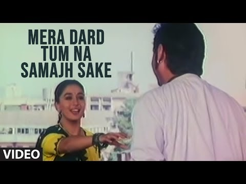 Video Mera Dard Tum Na Samajh Sake - Sad Hindi Song Bewafa Sanam   Sonu Nigam download in MP3, 3GP, MP4, WEBM, AVI, FLV January 2017