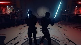 Raw Data is a Co-op Shooter for Vive VR and It's Awesome by IGN VR