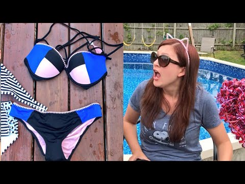 Heel Wife Finally Wears a Bikini - Twitter Controls My Life Challenge