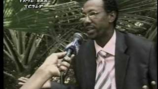 Ethiopian Artist - Fasil Demoz Part 2 Of 2