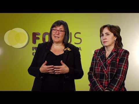 Julia Company y Sonia Tirado en #Focuspyme Alicante 2018[;;;][;;;]