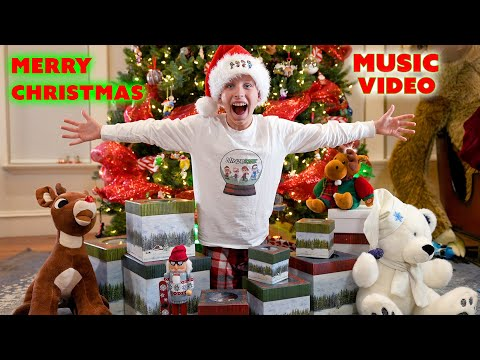 Paxton - Merry Christmas! (Music Video)