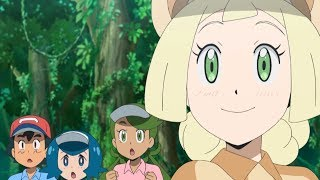 Lillie on the Green! | Pokémon the Series: Sun & Moon—Ultra Legends | Official Clip by The Official Pokémon Channel
