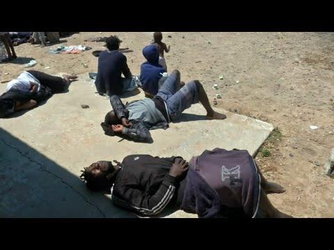 Libyen: Tote bei Untergang von Flüchtlingsboot, 25 Me ...