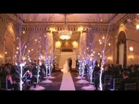 Glamorous Weddings In New York City