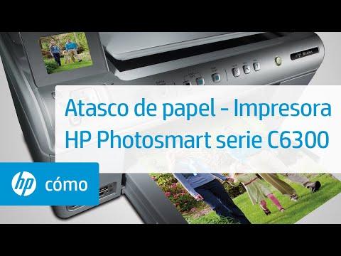 HP Photosmart C6300