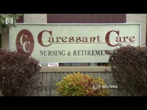 Nurse charged with killing eight in Canadian retirement homes