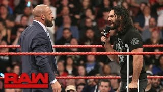 Nonton Seth Rollins Signs Triple H S Hold Harmless Agreement  Raw  March 27  2017 Film Subtitle Indonesia Streaming Movie Download