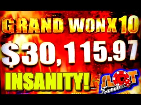★GRAND JACKPOT X10 ★ BIGGEST WINNER IN CASINO JACKPOT OVER $30,000 WON