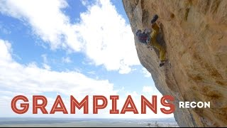 VLOG First climbing trip to the Grampians by Jackson Climbs