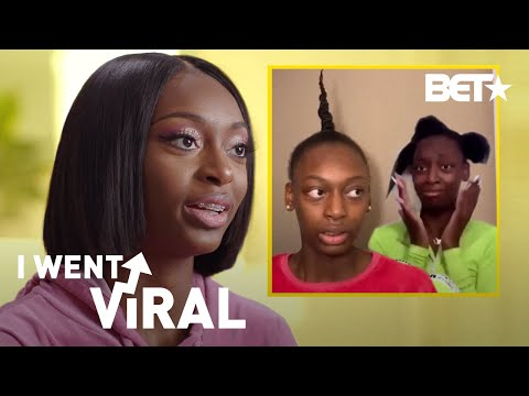 How Kayla Nicole's Ponytail & Snake Dance Moves Made Her An Internet Sensation! | I Went Viral