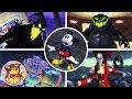 All Boss Fights amp Final Boss Disney Epic Mickey micke