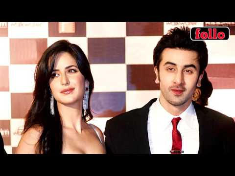 Is It Kiss And Make Up For Ranbir & Katrina!
