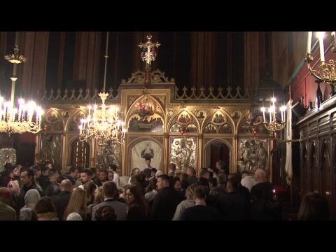 DIRECT Catedrala Paris : Slujba Învierii 2018