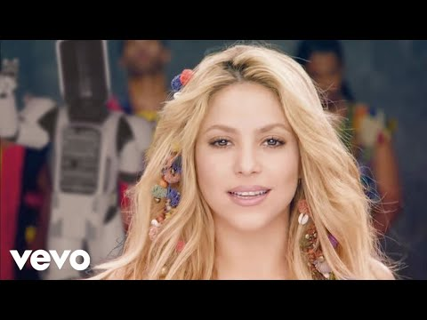 2010 - Music video by Shakira featuring Freshlyground performing Waka Waka (This Time for Africa) (The Official 2010 FIFA World Cup (TM) Song). (C) 2010 Sony Music ...