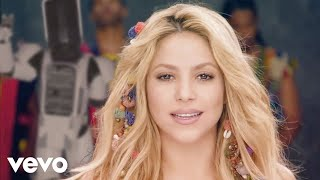 Shakira - Waka Waka (This Time For Africa) (The Official 2010 FIFA World Cup™ Song)