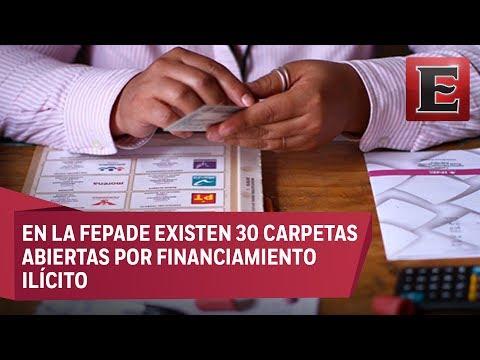 INE atento a dinero ilícito en campaña electorales