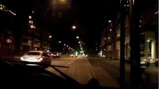 Bus i Århus - Time-lapse