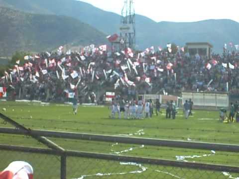 Unión San Felipe (5) y San Marcos de Arica (1) entran al municipal sanfelipeño (25-10-09) - Los del Valle - Unión San Felipe