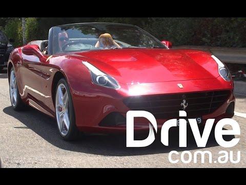Ferrari California T Review | Drive.com.au